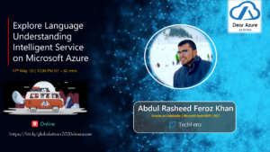 Explore Language Understanding Intelligent Service on Azure