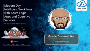 Modern Day Intelligent Workflows with Azure Logic Apps and Cognitive Services