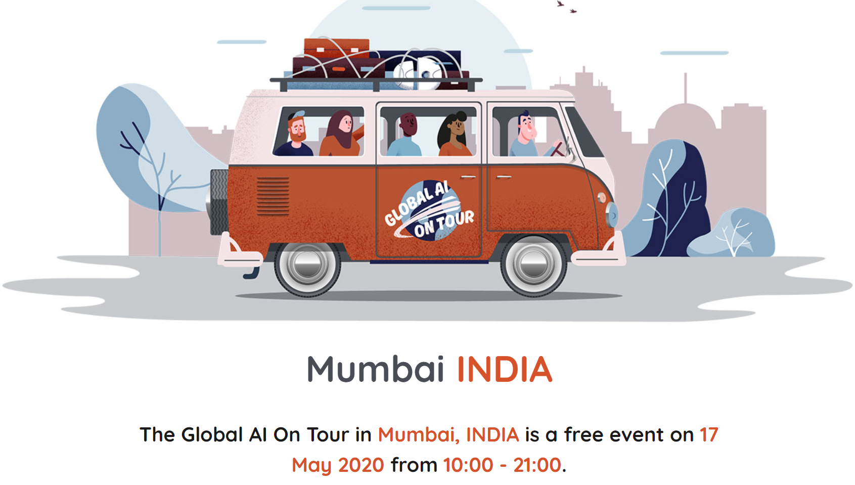 Virtual Global AI on Tour 2020 – Mumbai – 17 May-20 – DearAzure | AZ-INDIA