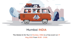 Virtual Global AI on Tour 2020 - Mumbai