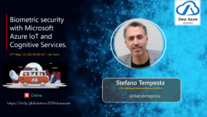 Biometric security with Azure IoT and Cognitive Services