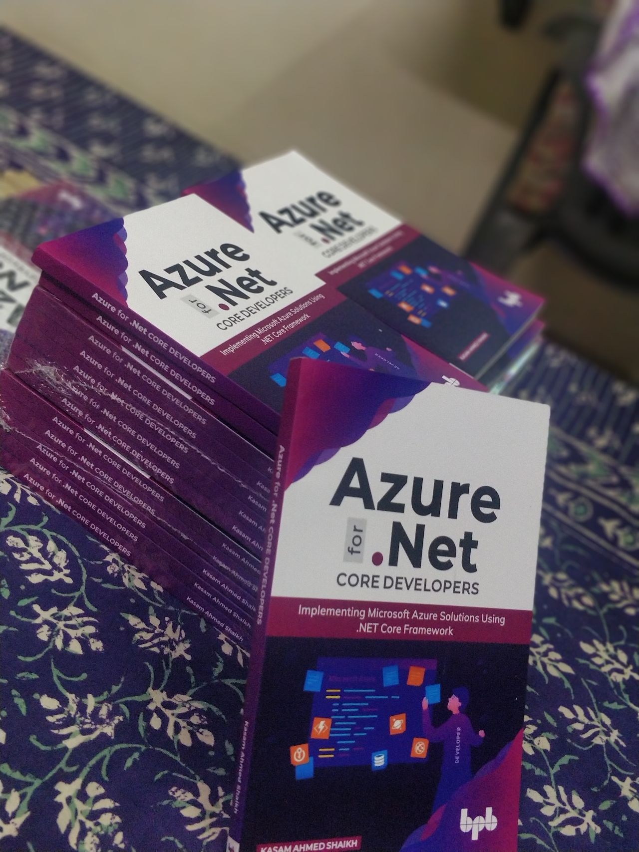 Microsoft Azure for .Net Core Developers, Book for free 📚